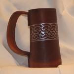 Celtic Knot Band Flagon