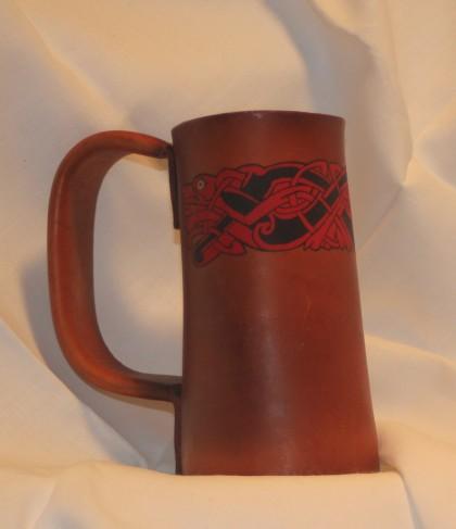 Celtic Dog Band- Red