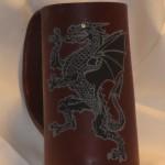 Dragon Flagon Black