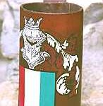 Italian Flagon