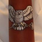 Owl Glog Laser
