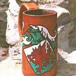 Welsh Flagon